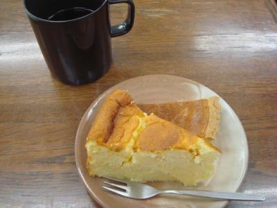 手作りBDケーキ