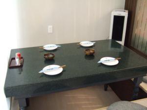 日本橋亭の個室