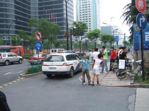 中国の警察
