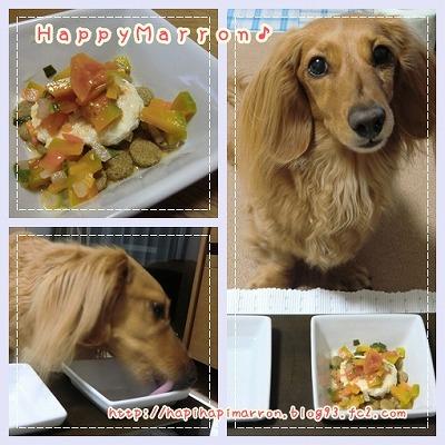誕生日ご飯