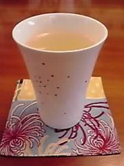 土星のお茶