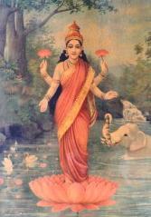 270px-Ravi_Varma-Lakshmi.jpg