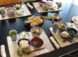 今年最後の☆お料理教室♪