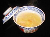 白菜たっぷり・とろとろスープ♪