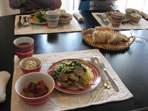 久しぶりの・鶏ハムメニュー♪TokoTokoサンと、菜koサンと♪