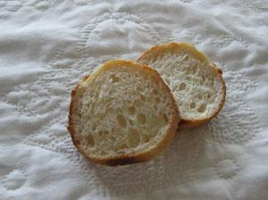 北海道産フランスパン用小麦タイプERで♪