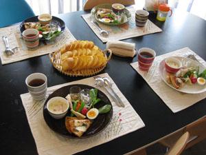 ママキッズ☆お料理教室・ピザメニュー1回目♪