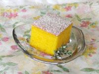 ミキサーで簡単★キャロットケーキ ♪