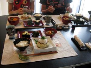初めての・紳士・淑女のお料理教室^^