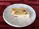 チーズケーキ特集☆ストロベリーチーズケーキ♪