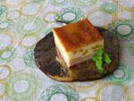 チーズケーキ特集☆ドライマンゴーチーズケーキ♪