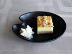 チーズケーキ特集☆パルミジャーノ入りチーズケーキ♪