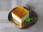 チーズケーキ特集☆バニラ風味のチーズケーキ