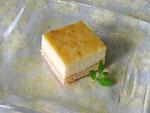 チーズケーキ特集☆レモン風味のチーズケーキ♪