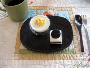 オレオチーズケーキ スクエア型も、お気に入りレシピ♪