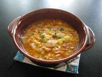 にんにくのスープ