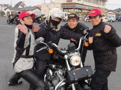 20110123-73 ハーレースポーツスター K様