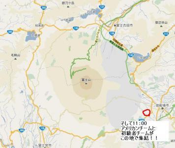 fuji map(11:00魚啓)