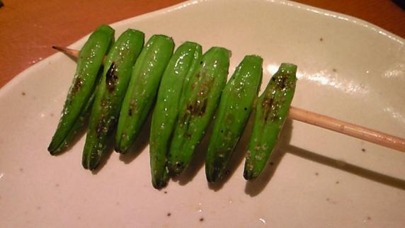 焼き野菜好き