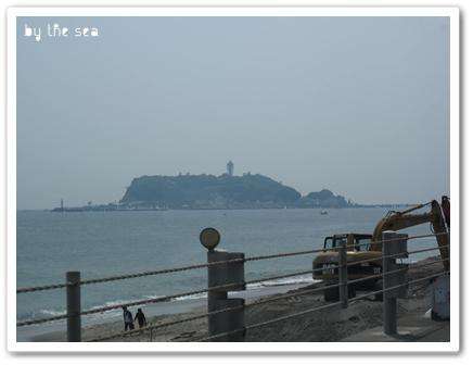 七里ヶ浜 サーフィン BLUE