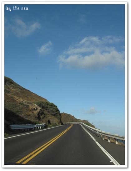 ハワイ ドライブ ハナウマベイ