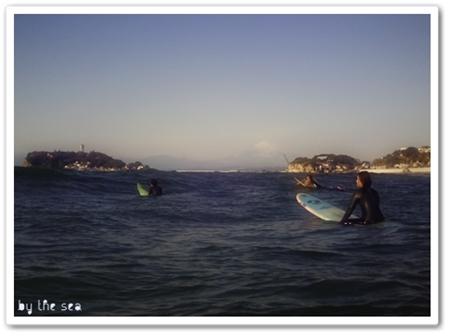 2011年 初サーフィン
