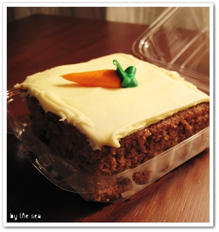 キャロットケーキ Carrot Cake Safeway