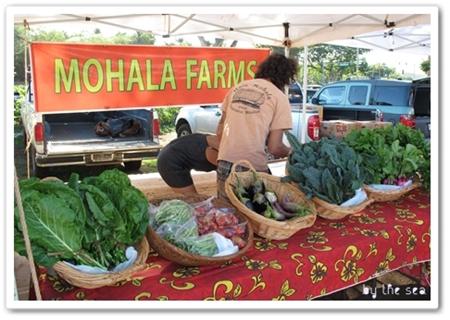 haleiwa farmers market ハレイワ ファーマーズマーケット