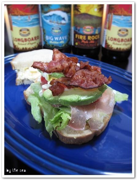 アボカド サンドイッチ
