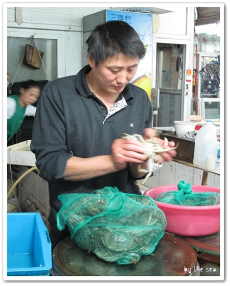 上海 古北 市場