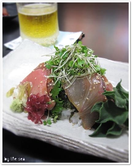 海鮮ちらし お寿司