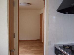 キッチン~寝室