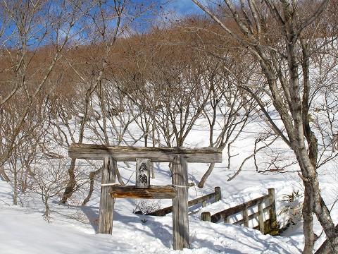 2010.3那須登山 (2)