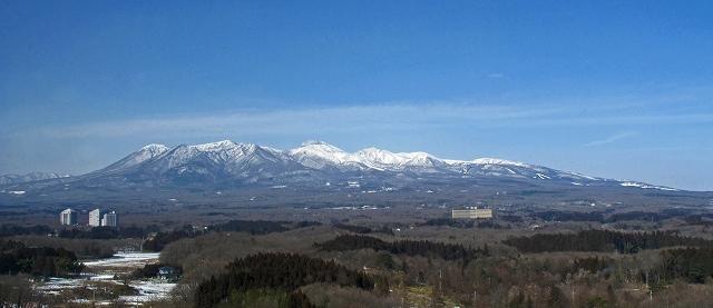 2010那須岳パノラマ
