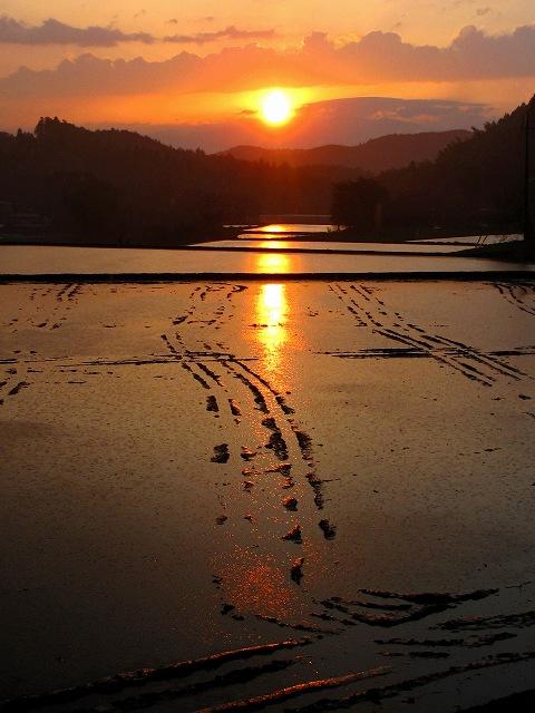 2010.5.那須の夕焼け