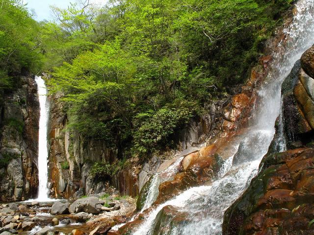 2010.6.7両部の滝 (28)