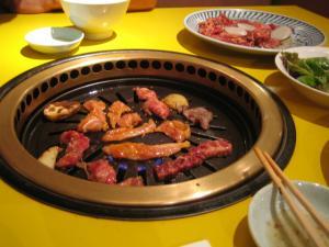 朝鮮飯店②