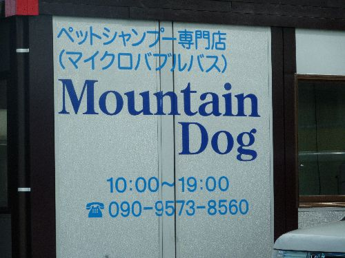 Mountain Dogさん