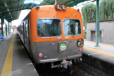 上毛電鉄ハロウィン電車①
