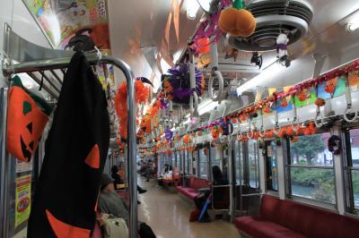 上信電鉄ハロウィン電車②
