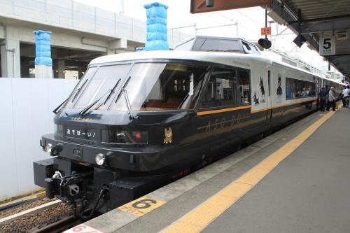 あそぼーい熊本駅にて