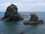 二見が浦 夫婦岩