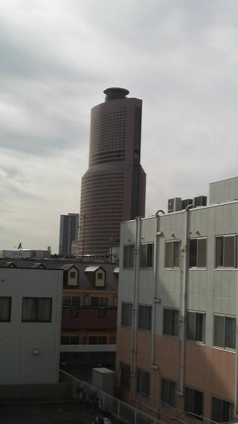 9/10のアクトタワー