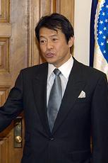 中川昭一氏