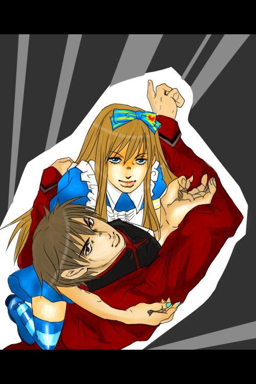 アリスの奇妙な物語