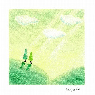 3.希望の丘 グリーン