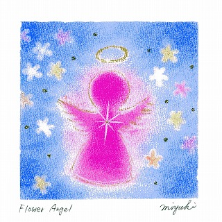 34.Flower Angel