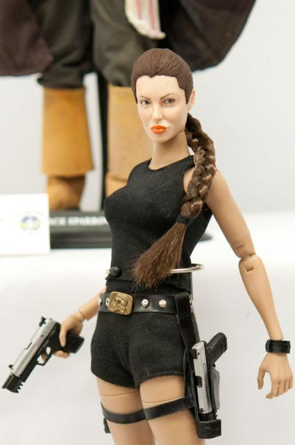 ★ball Lara-Croft(TOMB RA-2