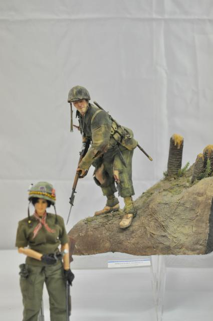 WW2U.S.M.C. Ioujima・2