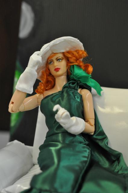ギゼット(タマラ・ド・レンピッカ『緑の服の女』より)